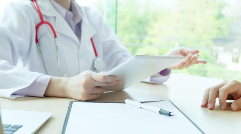 Análise dos exames médicos
