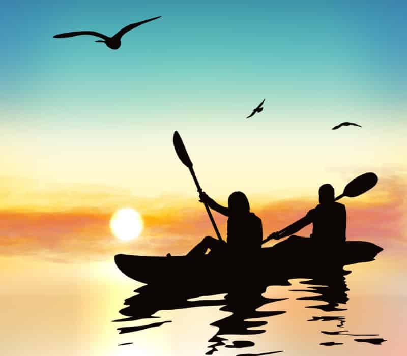 Mesma canoa