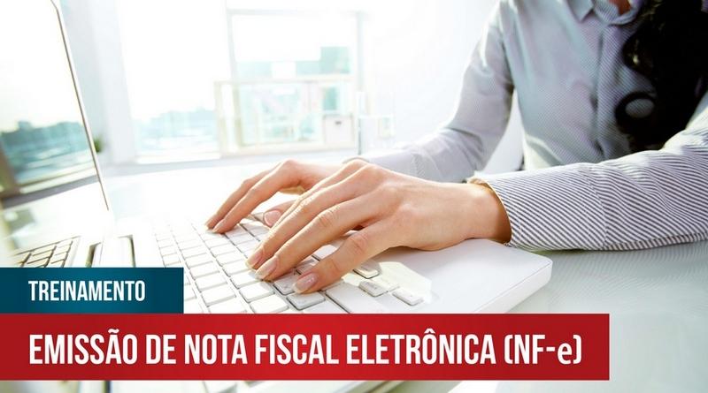 Treinamento sobre Nota Fiscal eletrônica