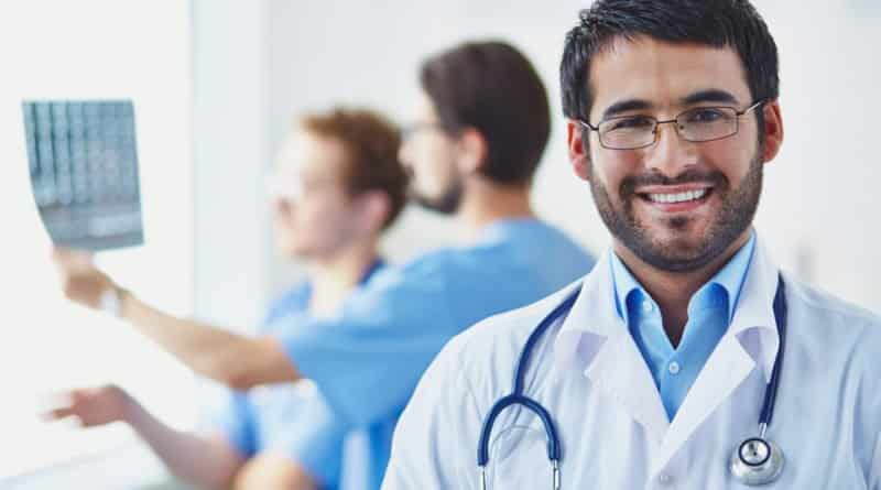 Omie para profissionais da saúde