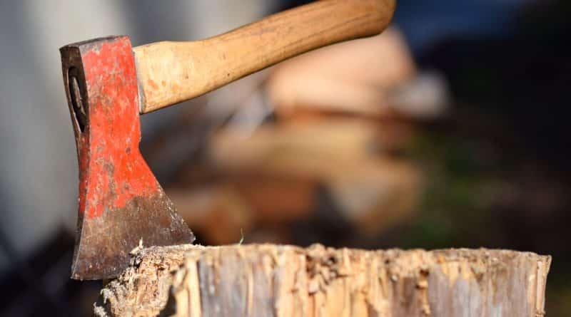 afiar o machado